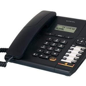 Headset compatible telephone - Alcatel temporis 580